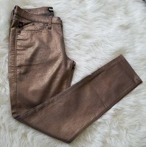 Rock & Republic Shimmer Skinny Jeans